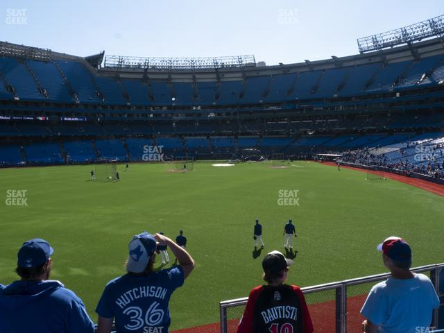Rogers Centre Section 137 L view
