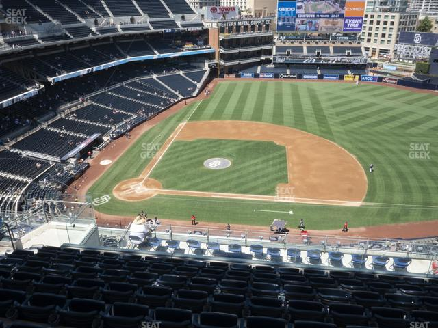 Petco Park Section 311 view