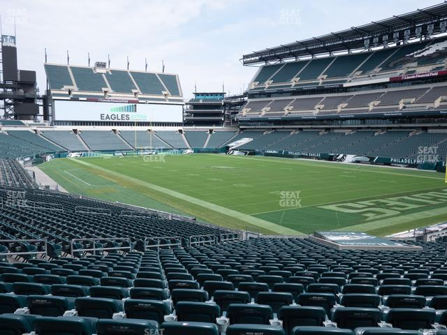 Lincoln Financial Field Section 106 view