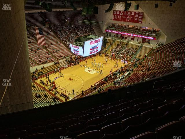 Assembly Hall - IN Section FF view