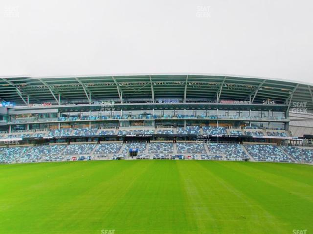 Allianz Field Section 12 view