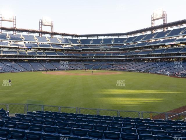 Citizens Bank Park Section 147 view