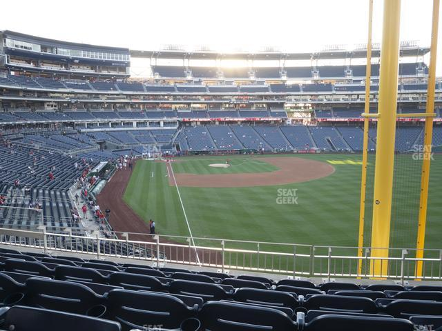 Nationals Park Section 235 view