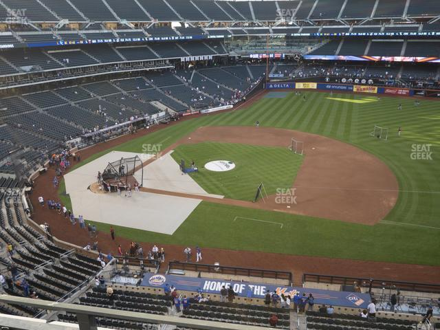 Citi Field Section 407 view