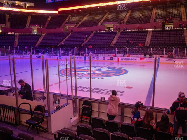 Nassau Veterans Memorial Coliseum Section 2 view