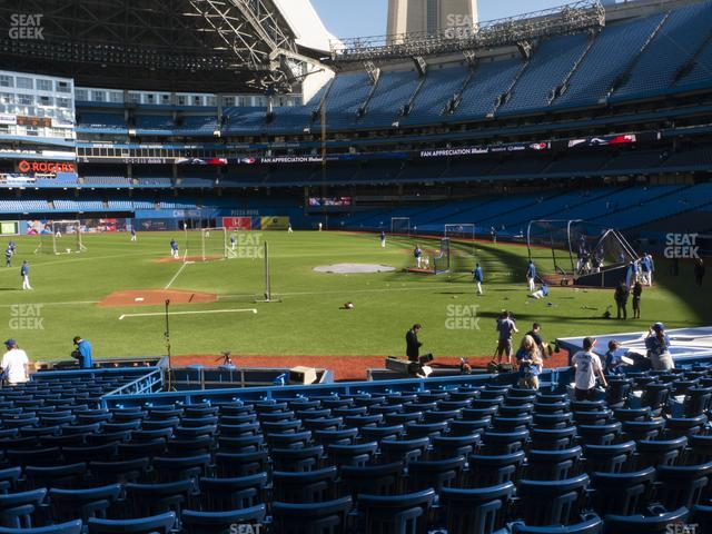 Rogers Centre Section 127 R view