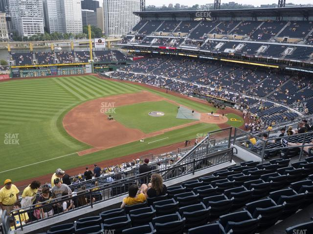 PNC Park Section 327 view