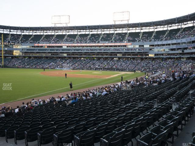 Guaranteed Rate Field Section 152 view