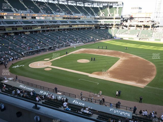 Guaranteed Rate Field Section 322 view