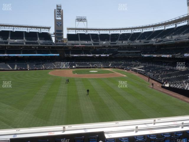 Petco Park Section 226 view