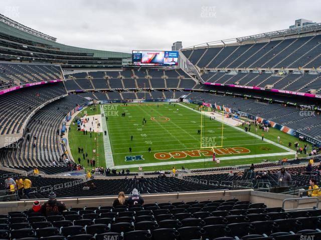 Soldier Field Section 354 view