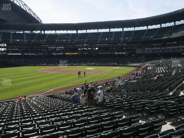 T-Mobile Park Section 148 view