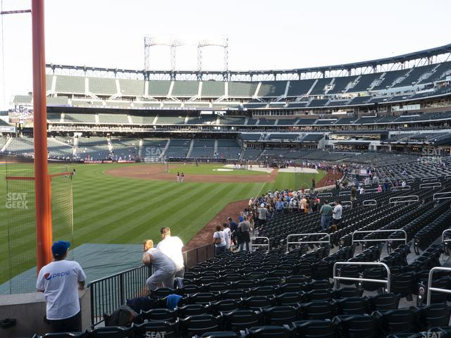 Citi Field Section 131 view