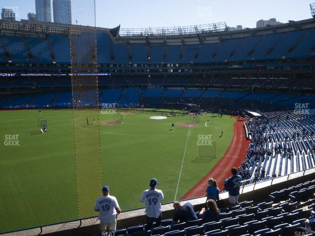 Rogers Centre Section 239 R view