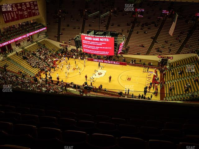 Assembly Hall - IN Section JJ view