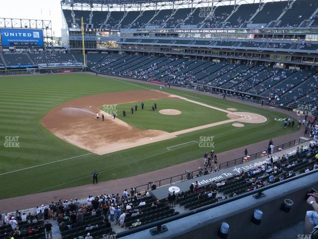 Guaranteed Rate Field Section 344 view
