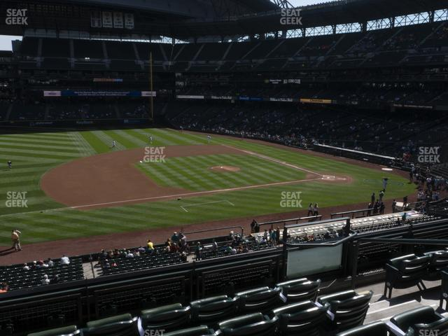 T-Mobile Park Section 240 view