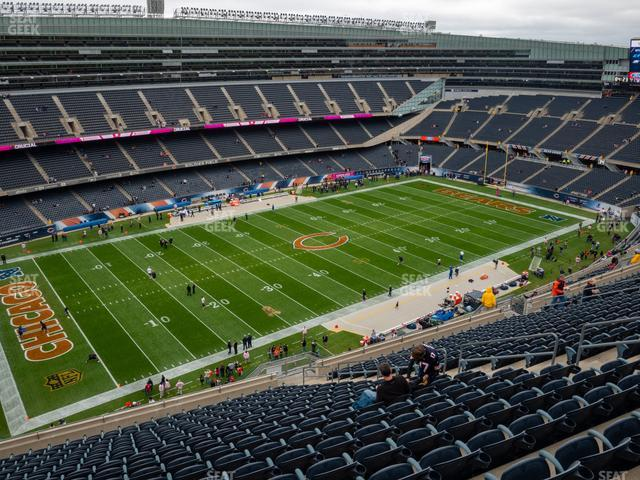 Soldier Field Section 442 view