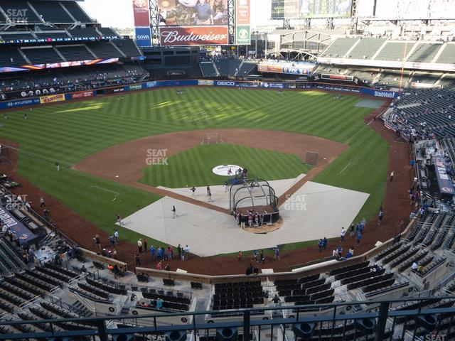 Citi Field Section 416 view