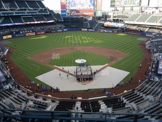 Citi Field Section 415 view