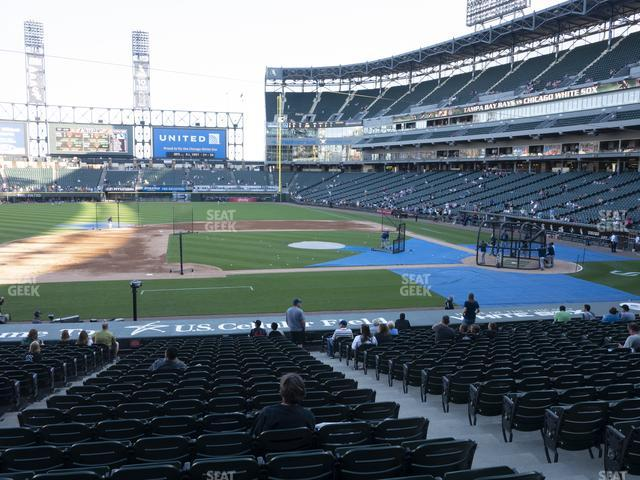 Guaranteed Rate Field Section 140 view