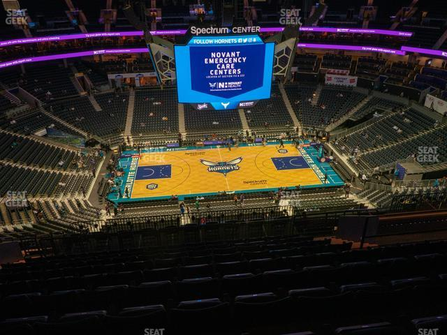 Spectrum Center Section 226 view