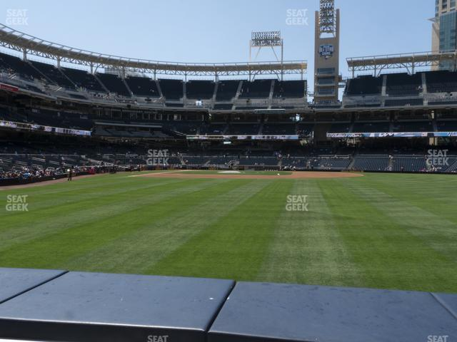 Petco Park Section Home Run Deck view