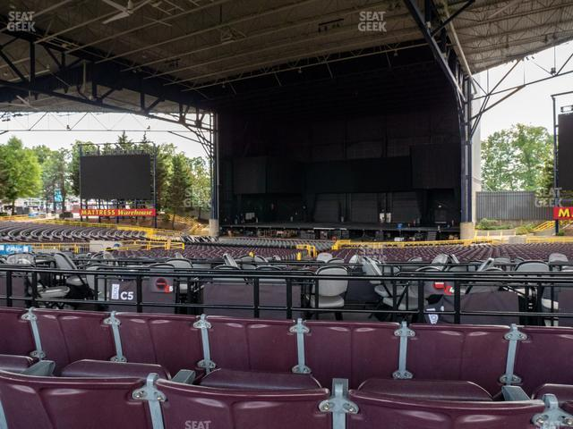 Jiffy Lube Live Section 202 view