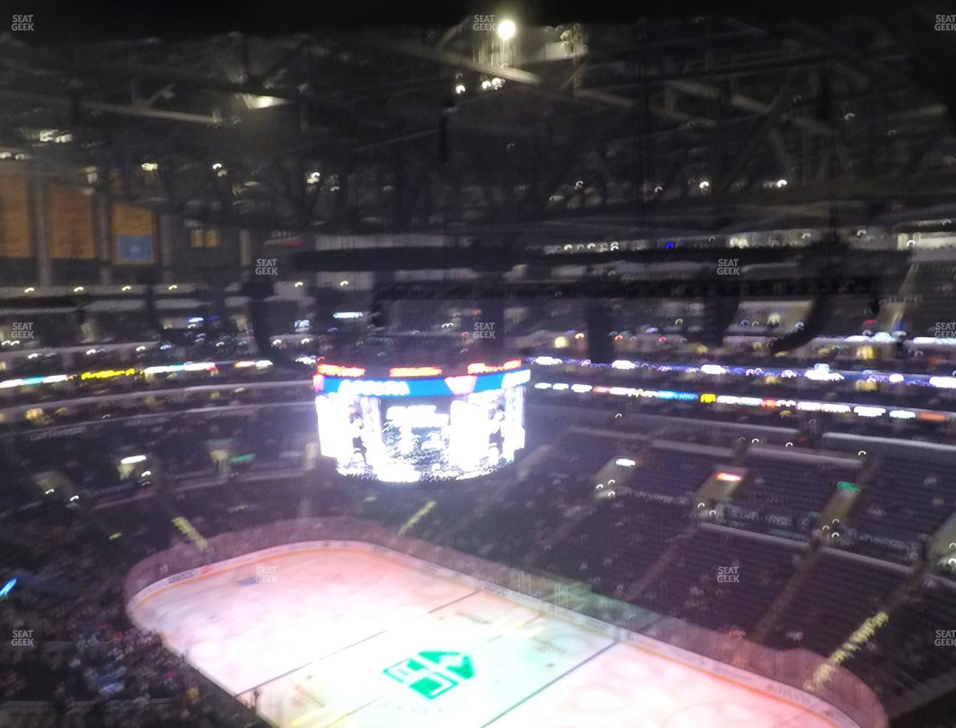 Los Angeles Kings at Staples Center Section 331 View