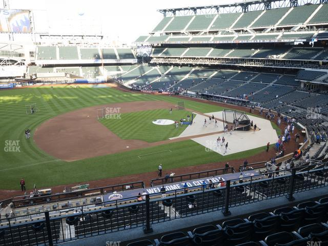 Citi Field Section 328 view