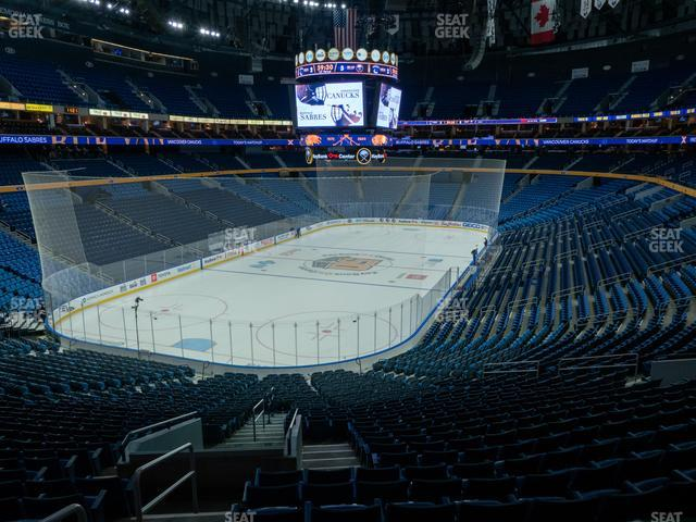 KeyBank Center Studio Box 2 view