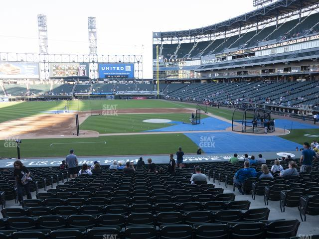 Guaranteed Rate Field Section 139 view