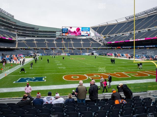 Soldier Field Section 153 view