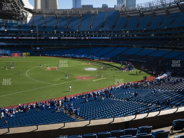 Rogers Centre Section 234 R view
