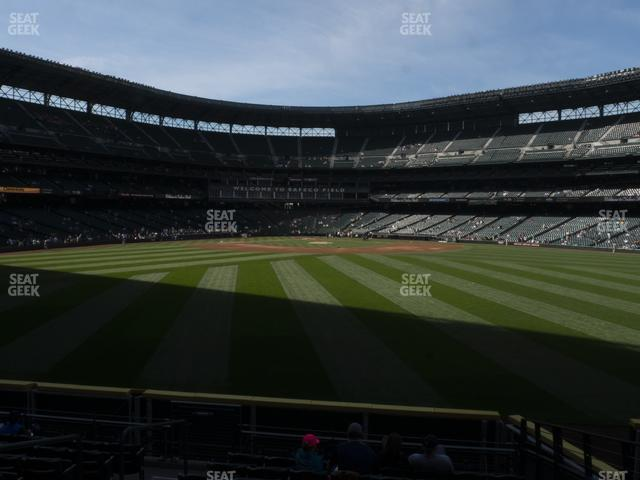 T-Mobile Park Section 102 view