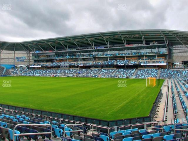 Allianz Field Section 08 view