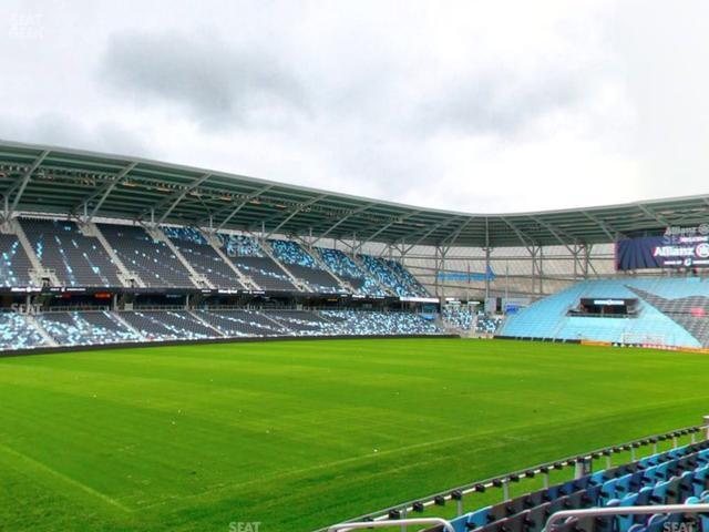Allianz Field Section 37 view