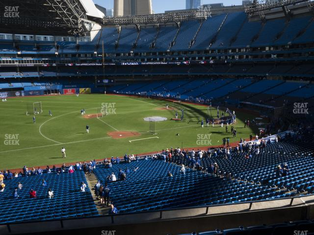 Rogers Centre Section 232 R view