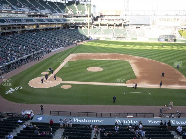 Guaranteed Rate Field Section 326 view