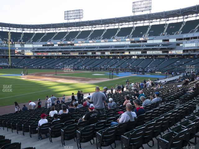 Guaranteed Rate Field Section 148 view