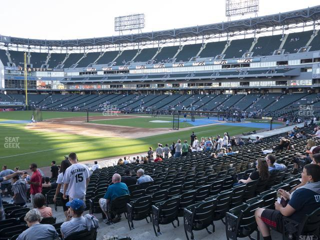 Guaranteed Rate Field Section 147 view