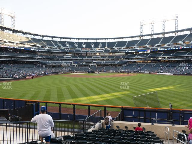 Citi Field Section 142 view