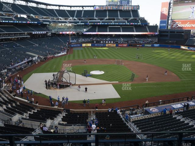 Citi Field Section 314 view