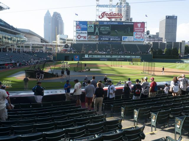 Progressive Field Section 149 view