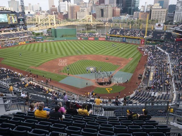PNC Park Section 318 view