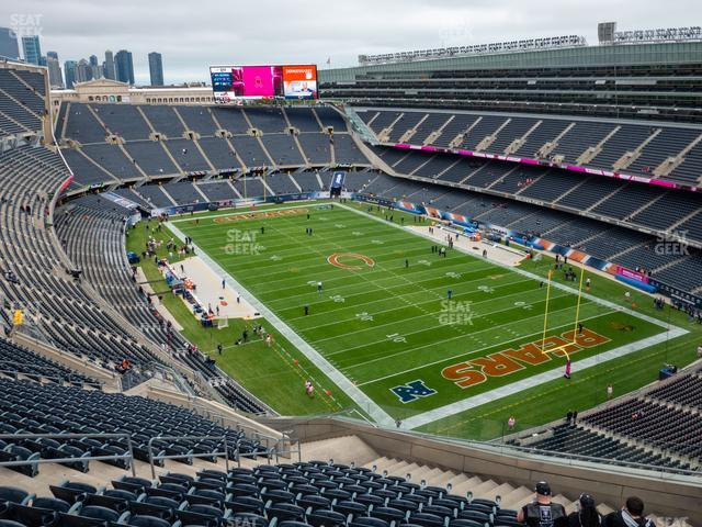 Soldier Field Section 428 view