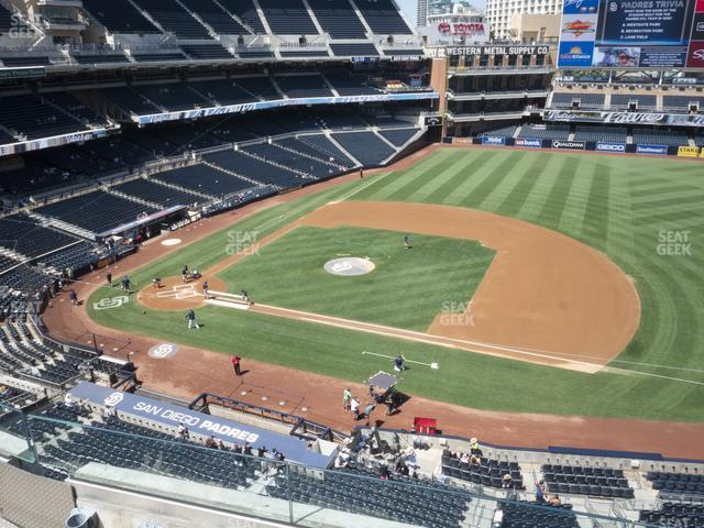 Petco Park Section 313 view