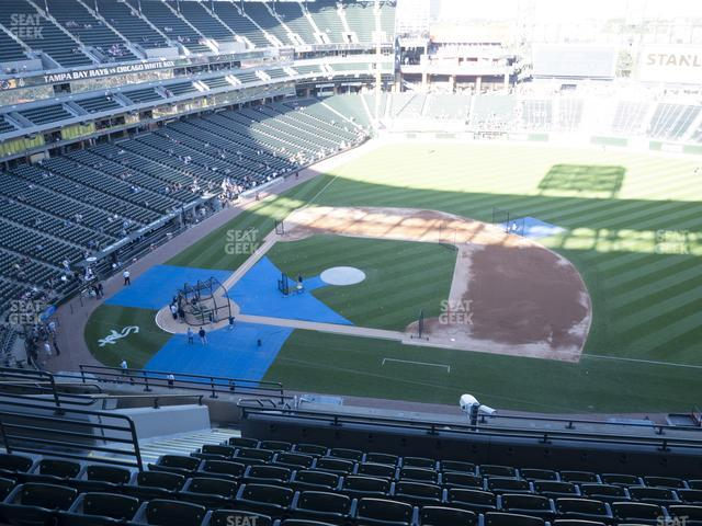 Guaranteed Rate Field Section 524 view