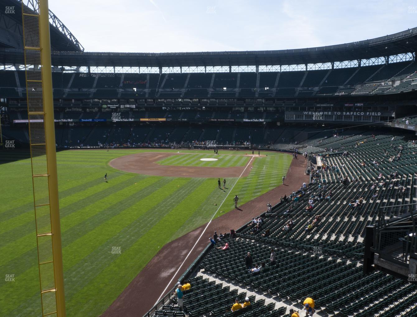 MLB at T-Mobile Park Section 180 View