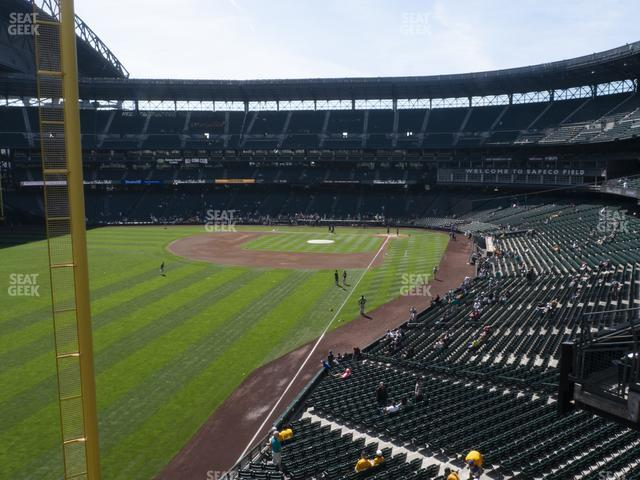 T-Mobile Park Section 180 view